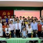 Lễ bế giảng lớp bồi dưỡng ngạch chuyên viên khóa I/2018 mở tại Phân viện Học viện Hành chính Quốc gia khu vực Tây Nguyên