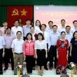 Lễ bế giảng lớp Bồi dưỡng ngạch chuyên viên chính khóa I/2018 mở tại Phân viện Học viện Hành chính Quốc gia khu vực Tây Nguyên