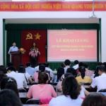 Phân viện Học viện Hành chính Quốc gia khu vực Tây Nguyên phối hợp với Sở Nội vụ tỉnh ĐắkLắk mở các lớp Bồi dưỡng cho cán bộ, công chức, viên chức của tỉnh ĐắkLắk