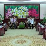 Phân viện Học viện Hành chính Quốc gia khu vực Tây Nguyên tổ chức đi thực tế hè năm 2018