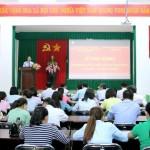 Phân viện Học viện Hành chính Quốc gia khu vực Tây Nguyên phối hợp với Ủy ban nhân dân Thành phố Buôn Ma Thuột, tỉnh Đắk Lắk mở các lớp Bồi dưỡng cho cán bộ, công chức, viên chức của Thành phố