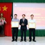Bế giảng lớp bồi dưỡng ngạch chuyên viên chính phối hợp với Sở Nội vụ tỉnh Đắk Lắk