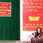 Khai giảng lớp bồi dưỡng ngạch chuyên viên cho cán bộ công chức cấp xã tại huyện Ea Súp  tỉnh Đắk Lắk năm 2018