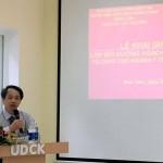 Khai giảng lớp bồi dưỡng ngạch chuyên viên phối hợp Sở Y tế tỉnh Kon Tum