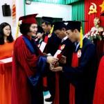 Bế giảng lớp Đại học Hành chính KH13 – TC107 văn bằng 1 hình thức vừa làm vừa học khóa học 2013 - 2015
