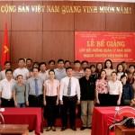 Bế giảng Lớp bồi dưỡng ngạch chuyên viên tại Trung tâm Giáo dục thường xuyên tỉnh Đắk Nông