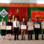 Bế giảng lớp bồi dưỡng lãnh đạo, quản lý cấp phòng và tương đương tổ chức tại huyện Đắk Mil, tỉnh Đắk Nông