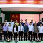 Bế giảng Lớp bồi dưỡng lãnh đạo, quản lý cấp sở và tương đương năm 2019 tại Phân viện Học viện Hành chính Quốc gia khu vực Tây Nguyên