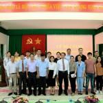 Lễ bế giảng lớp bồi dưỡng ngạch chuyên viên mở tại Phân viện Học viện Hành chính Quốc gia khu vực Tây Nguyên