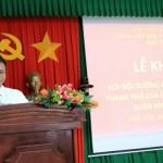 Khai giảng Lớp bồi dưỡng công chức tư pháp cấp xã, thành phố của UBND TP. Buôn Ma Thuột tỉnh Đắk Lắk