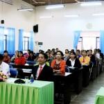 Khai giảng Lớp bồi dưỡng công chức kế toán Phường, xã của UBND TP. Buôn Ma Thuột tỉnh Đắk Lắk