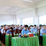 Khai giảng các lớp Bồi dưỡng lãnh đạo, quản lý cấp sở và tương đương tại Phân viện Học viện Hành chính Quốc gia khu vực Tây Nguyên
