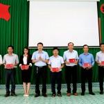 Lễ bế giảng lớp bồi dưỡng ngạch chuyên viên chính tổ chức tại huyện Krông Bông, tỉnh Đắk Lắk