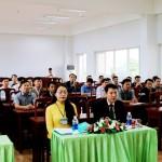 Khai giảng Lớp Bồi dưỡng lãnh đạo, quản lý cấp phòng tại Phân viện Học viện Hành chính Quốc gia khu vực Tây Nguyên