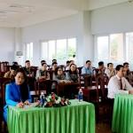 Khai giảng lớp Bồi dưỡng ngạch Chuyên viên tại Phân viện Học viện Hành chính Quốc gia khu vực Tây Nguyên
