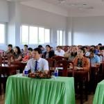 Phân viện Học viện Hành chính Quốc gia khu vực Tây Nguyên tổ chức Lễ khai giảng Lớp Bồi dưỡng ngạch chuyên viên chính