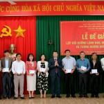 Lễ Bế giảng lớp Bồi dưỡng Lãnh đạo, quản lý cấp huyện và tương đương tổ chức tại Phân viện Học viện Hành chính Quốc gia khu vực Tây Nguyên