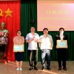 Bế giảng lớp Chuyên viên chính tổ chức tại Phân viện Học viện Hành chính Quốc gia khu vực Tây Nguyên