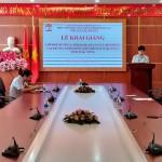 Khai giảng lớp Bồi dưỡng lãnh đạo, quản lý cấp phòng và tương đương tại huyện Đắk Song, tỉnh Đắk Nông