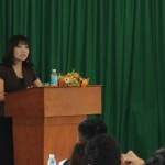 Khai giảng lớp Bồi dưỡng kiến thức Quản lý nhà nước chương trình chuyên viên chính khóa 2 năm 2014 tại cơ sở Học viện Hành chính Quốc gia khu vực miền Trung