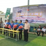 Hoạt động kỷ niệm 84 năm thành lập Đoàn TNCS HỒ CHÍ MINH (26/3/1931-26/3/2015)  của Chi đoàn Cơ sở Học viện Hành chính khu vực miền Trung