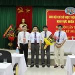 Chi bộ Cơ sở Học viện Hành chính khu vực miền Trung  tổ chức Đại hội khóa III nhiệm kỳ 2015 - 2017