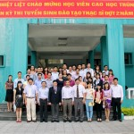 Cơ sở Học viện Hành chính khu vực miền Trung  tổ chức Lễ khai giảng đào tạo Thạc sĩ đợt 2 năm 2014