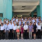 Lễ khai giảng lớp Bồi dưỡng kiến thức quản lý nhà nước chương trình Chuyên viên cao cấp khoá V/2015 tại Cơ sở Học viện Hành chính khu vực miền Trung