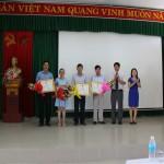 Cơ sở Học viện Hành chính khu vực miền Trung tổ chức Bế giảng lớp Bồi dưỡng kiến thức quản lý nhà nước chương trình Chuyên viên Khóa I năm 2015