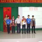 Lễ công bố Quyết định thành lập Chi bộ sinh viên 4 thuộc Chi bộ Cơ sở Học viện Hành chính khu vực miền Trung