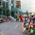 Cơ sở Học viện Hành chính khu vực miền Trung tổ chức ngày Tết Trung thu cho các cháu thiếu nhi