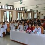 Lễ khai giảng lớp Đại học Hành chính hệ Chính quy Cử tuyển KCT3 mở tại Cơ sở Học viện Hành chính khu vực miền Trung, niên khóa 2015 – 2019