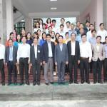Hội nghị Tổng kết công tác năm 2015 và Phương hướng, nhiệm vụ trọng tâm năm 2016