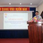Khai giảng lớp Bồi dưỡng ngach Chuyên viên chính năm 2016 tại tỉnh Quảng Trị