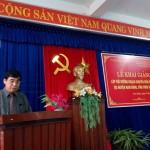 Khai giảng lớp Bồi dưỡng ngạch Chuyên viên tại huyện Nam Đông, tỉnh Thừa Thiên Huế