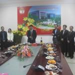 Gặp mặt đầu xuân Đinh Dậu 2017 tại Cơ sở Học viện Hành chính Quốc gia khu vực miền Trung