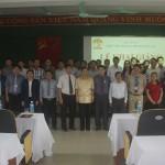 Lễ Khai giảng lớp Đại học Hành chính KH16-TC117, văn bằng 1, hình thức vừa làm vừa học niên khóa 2016-2021 tổ chức tại Cơ sở Học viện Hành chính Quốc gia khu vực miền Trung