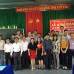 Khai giảng lớp Bồi dưỡng ngạch Chuyên viên chính năm 2017 cho cán bộ, công chức, viên chức huyện Trà Bồng, tỉnh Quảng Ngãi