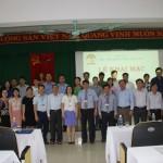 Tổ chức kỳ thi tuyển sinh đào tạo trình độ thạc sĩ đợt 1 năm 2017 tại Cơ sở Học viện Hành chính Quốc gia khu vực miền Trung