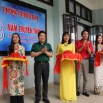 Cơ sở Học viện Hành chính Quốc gia khu vực miền Trung khai mạc  Phòng trưng bày chào mừng 58 năm Ngày truyền thống Học viện Hành chính  Quốc gia