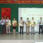 Bế giảng lớp Bồi dưỡng ngạch Chuyên viên chính năm 2017 tại Cơ sở Học viện Hành chính khu vực miền Trung