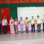 Bế giảng lớp Bồi dưỡng ngạch Chuyên viên khóa I năm 2017 tại Cơ sở Học viện Hành chính khu vực miền Trung