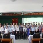 Khai giảng lớp Bồi dưỡng lãnh đạo, quản lý cấp huyện khóa III năm 2017 tại Cơ sở Học viện Hành chính Quốc gia khu vực miền Trung