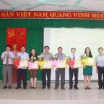 Lễ bế giảng lớp Bồi dưỡng ngạch Chuyên viên cao cấp khóa IV năm 2017 tại Cơ sở Học viện Hành chính khu vực miền Trung