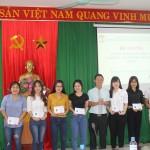 Bế giảng lớp Bồi dưỡng kỹ năng và nghiệp vụ hành chính khóa II năm 2017 tại Cơ sở Học viện Hành chính Quốc gia khu vực miền Trung