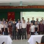 Khai giảng lớp Bồi dưỡng ngạch Chuyên viên và Chuyên viên chính khóa II  năm 2017 tại Cơ sở Học viện Hành chính Quốc gia khu vực miền Trung