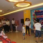 Cơ sở Học viện Hành chính Quốc gia khu vực miền Trung tổ chức ngày Tết Trung thu cho các cháu thiếu nhi