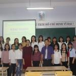 Lễ khai giảng lớp Bồi dưỡng Kỹ năng và nghiệp vụ hành chính khóa III năm 2017 tại Huế