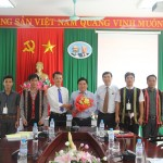 Đại hội Chi bộ Sinh viên 4 nhiệm kỳ 2017 - 2020 tại Cơ sở Học viện Hành chính Quốc gia khu vực miền Trung