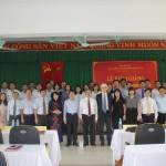 Khai giảng lớp Bồi dưỡng Quản lý nguồn nhân lực cho cán bộ, công chức viên chức năm 2017 tại Cơ sở Học viện Hành chính Quốc gia khu vực miền Trung